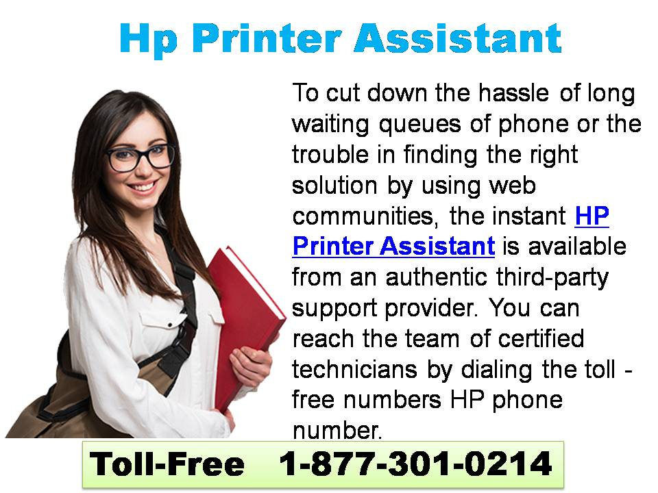 Hp Printer Assistant Team Work To Help You