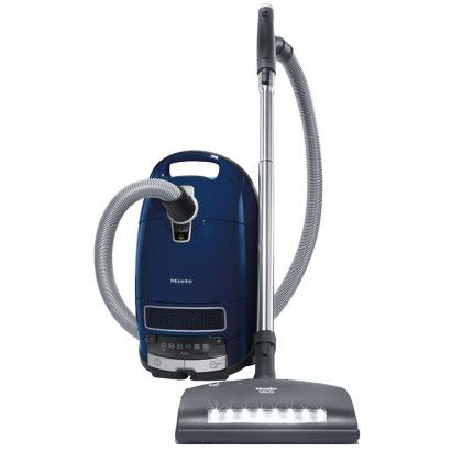 Miele Complete C3 Marin Blue Canister Vacuum