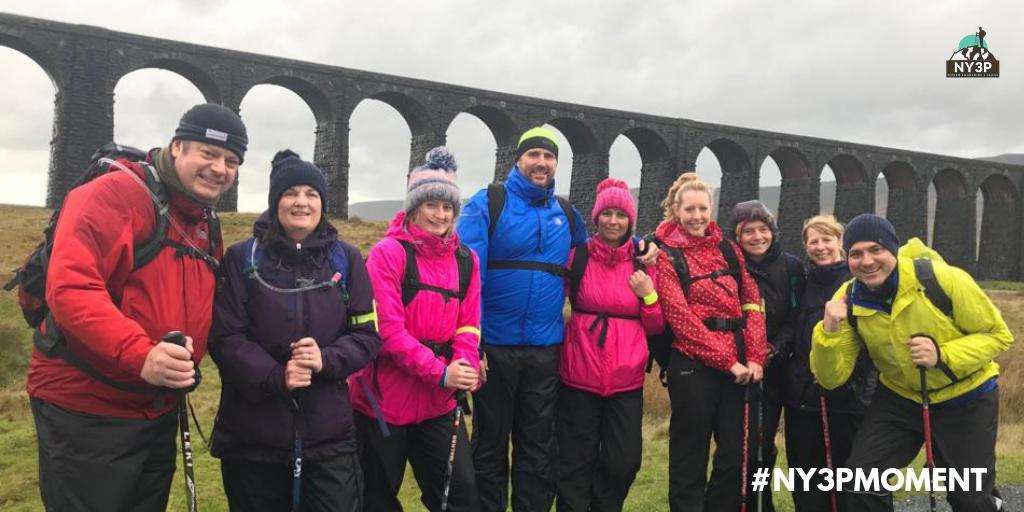Open North Yorkshire Three Peaks Challenge by NY3P