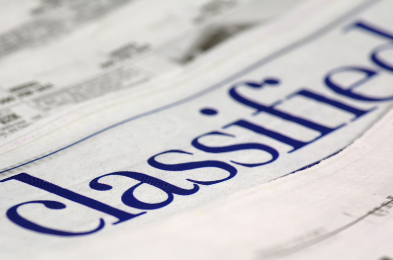 10 Tips for Unleashing the Power of Classified Ads
