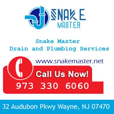 24 Hour Sewer and Drain Cleaning Plumber Service in Wayne, NJ