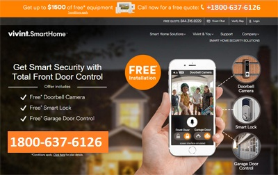 Trusted Home Security System- Vivint | Starting At Just $28/Month Call Now:-1-800-637-6126