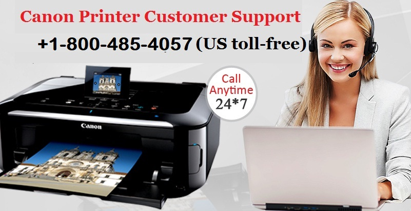 Canon Printer Support Number 1-800-485-4057