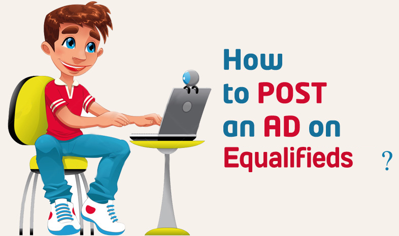 How to Post a Small Business Ad on Equalifieds