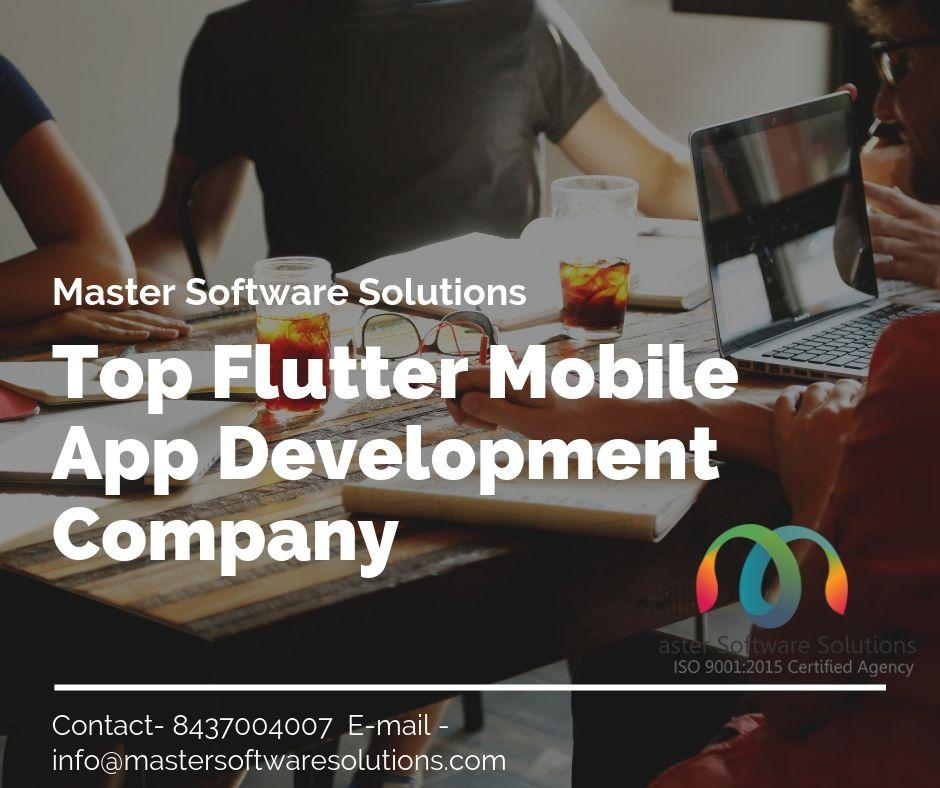 Top Flutter App Development Company