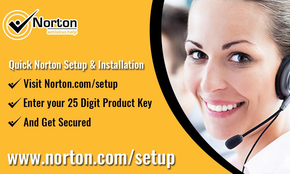 norton.com/setup – Steps for Norton Antivirus Activation
