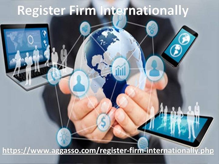 Register Firm Internationally | USA