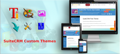SugarCRM-Build Your Own Theme And Style Builder-OutRightCRM