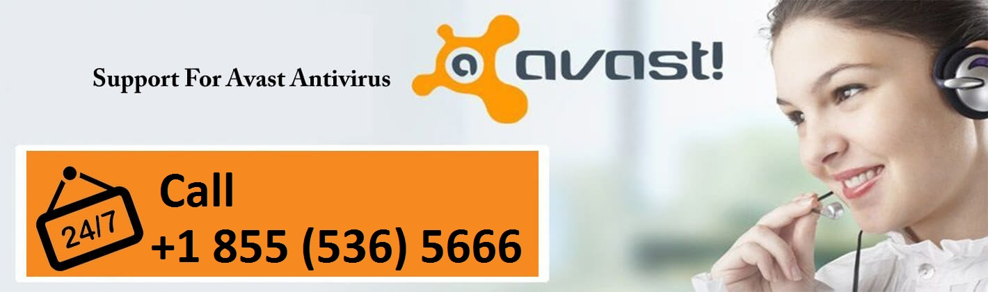 Avast Antivirus Phone Number 18555365666