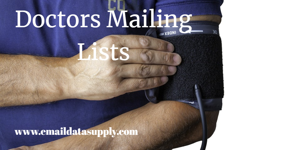 Doctors Mailing Lists