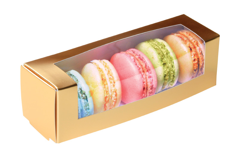 Buy Custom Macaron Boxes To serve french Macarons