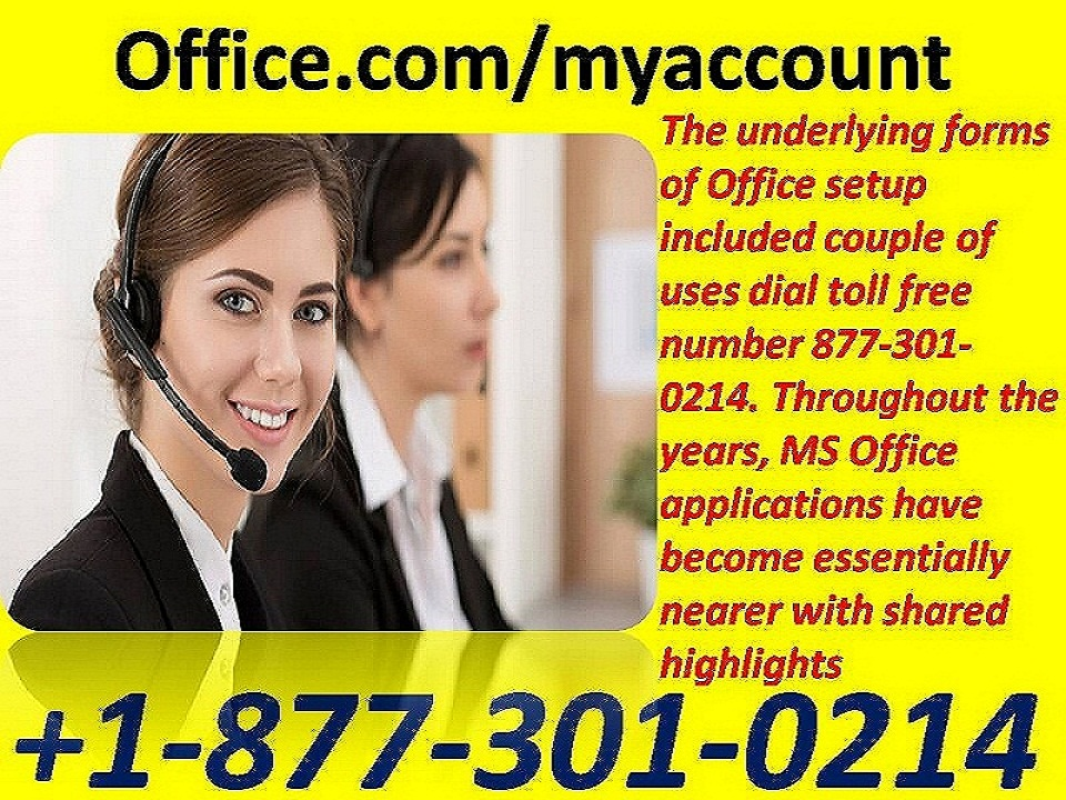 www.office.com/myaccount | www.office.com/setup | Office Setup Dial 8773010214