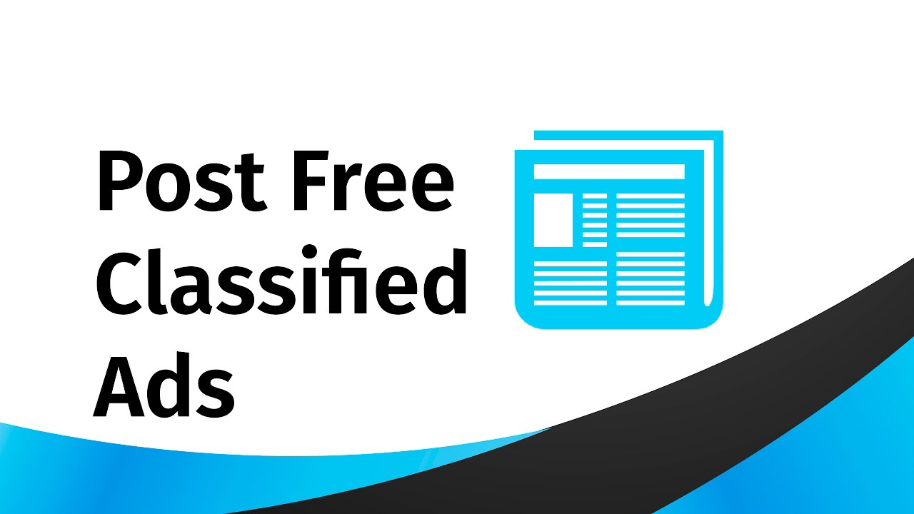 Things To Consider While Posting Free Classified Ads