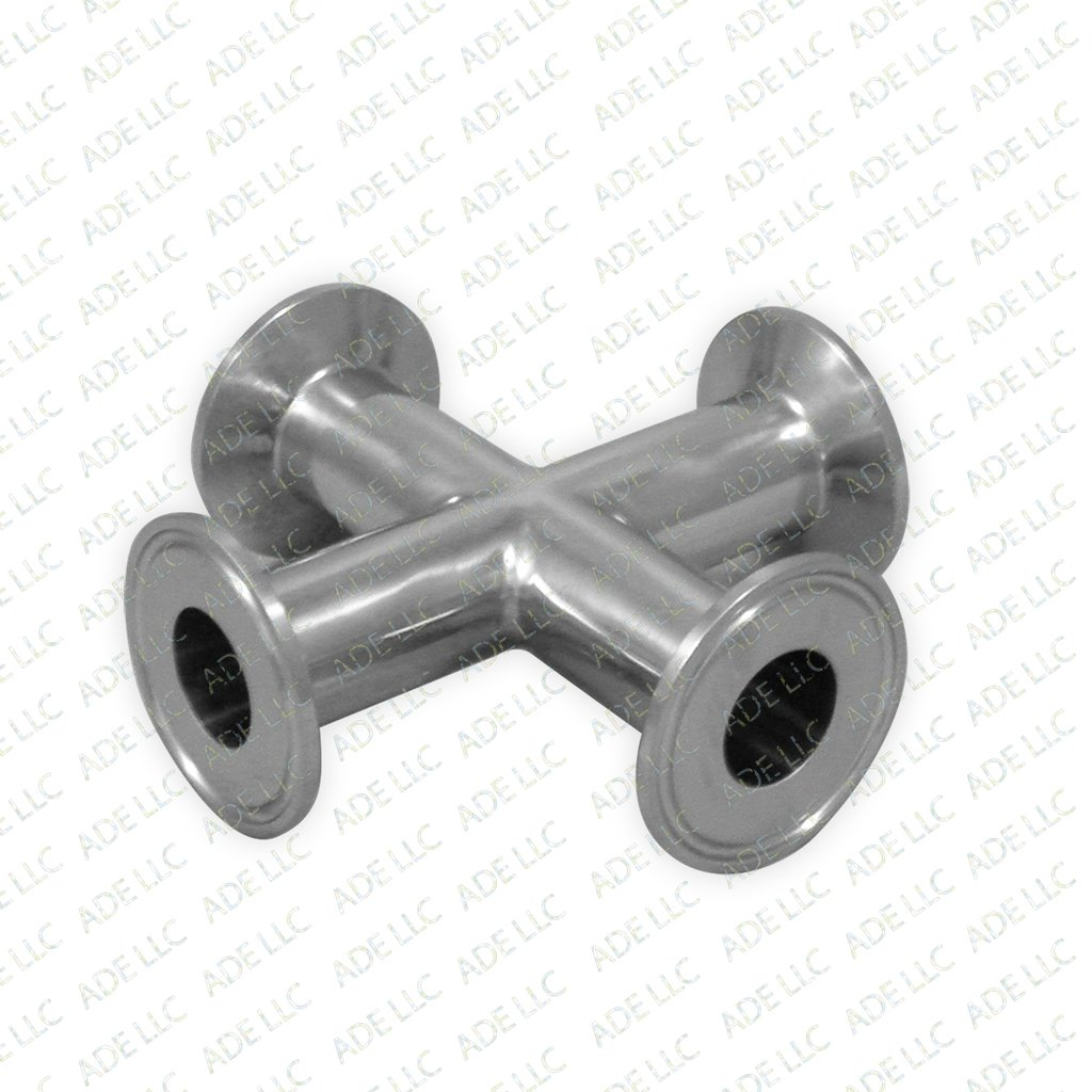 Sanitary Tri Clamp Parts | Stainless Steel Sanitary Brewing Equipment