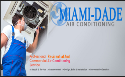 Get your AC repaired efficiently from AC repair Miami
