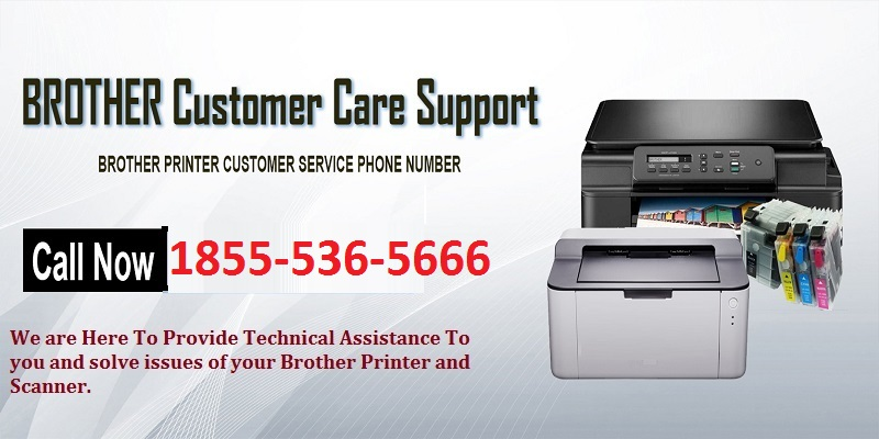 Brother Printer Tech Support Number +1-855-536-5666