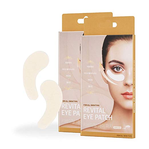 Rejuvenate and moisturize the skin under your eyes with our easy to use patch