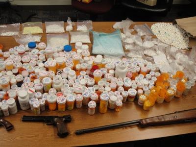 Medical marijuana, weight loss pills, pain relief pills, mdma, crystal meth,