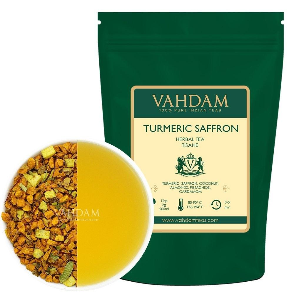 What is turmeric tea good for