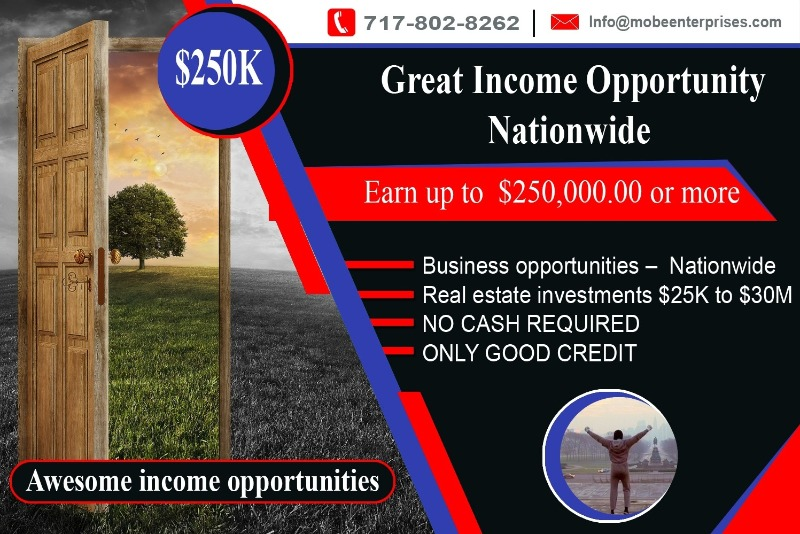 $250K OPPORTUNITY PLUS $50K INCOME-FOR- LIFE PLAN
