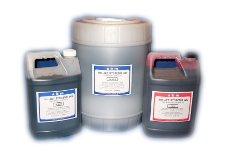Industrial Ink Jet Printer inks at affordable rate – ABM Marking Services