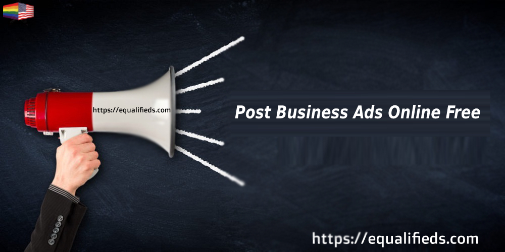 Post Business Ads Online Free