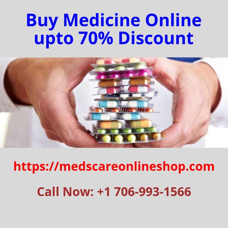 Buy Prescription medicine online at best prices from Medscareonlineshop