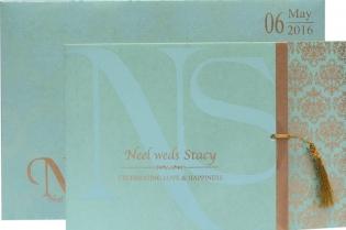 Buy Designer Wedding Cards from Shubhankar