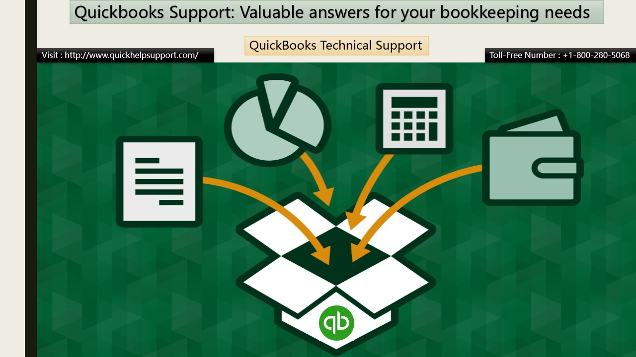 Try our Quickbooks Customer Service for better use of quickbooks