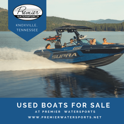Visit Used Boats For Sale at Premier Watersports in Knoxville, Tn