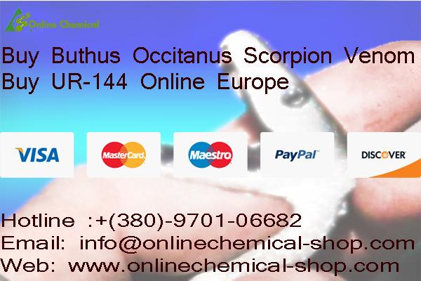 Buy Buthus Occitanus Scorpion Venom | Buy UR-144 Online Europe
