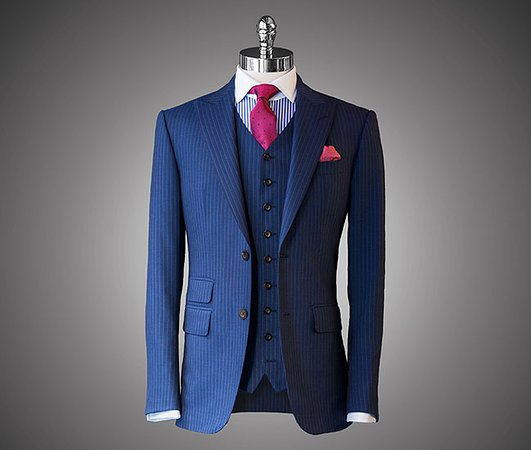 Bespoke Suits | Custom Tailored Suits | Made to measure suits | Custom Suits
