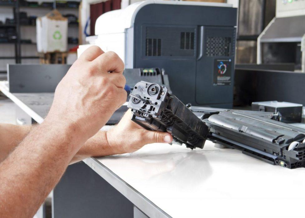 Samsung printer diagnostic
