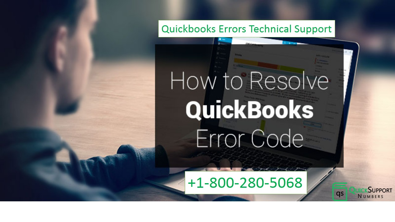 QuickBooks Error +1-800-280-5068 QuickBooks Error Support to Resolve Now