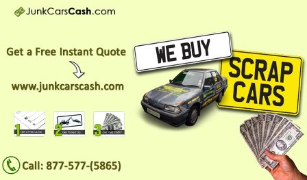 Scrap Cars For Cash