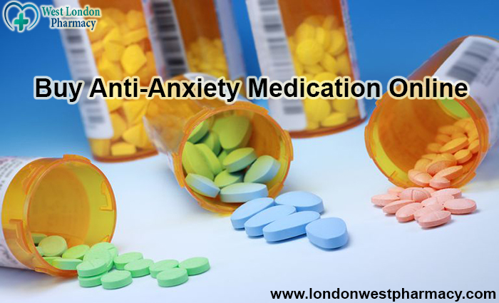 Buy Anti-Anxiety Medication Online