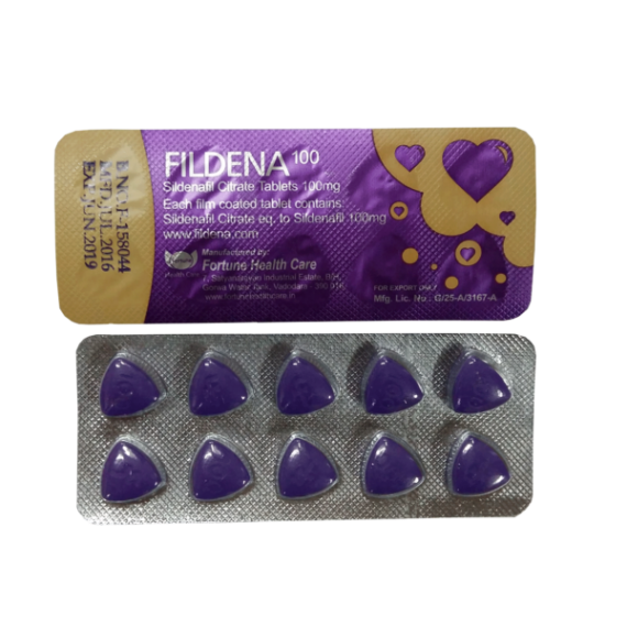 Buy Fildena 100mg (Viagra) on Sale – Buy Now