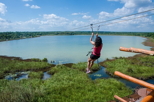 Experience the Zipline and Land Adventure in Boulder City, USA