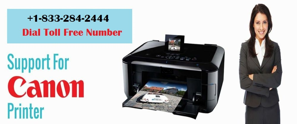 Canon Printer Support Number +1-833-284-2444