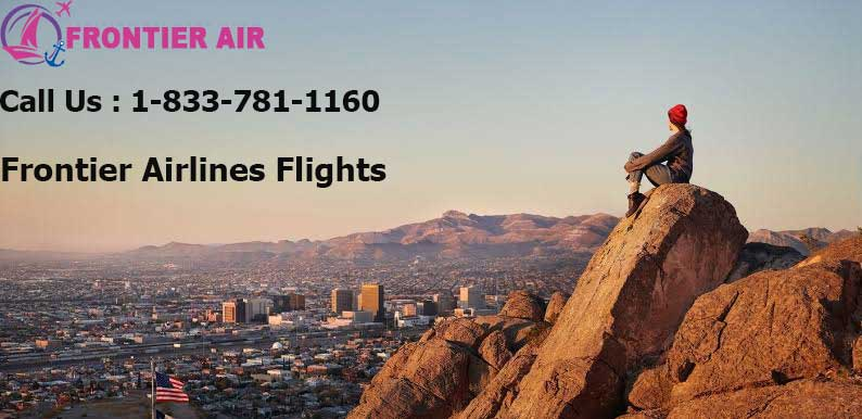 Frontier Airlines Reservations | Frontier Airlines Official Site |  1-844-833-5156
