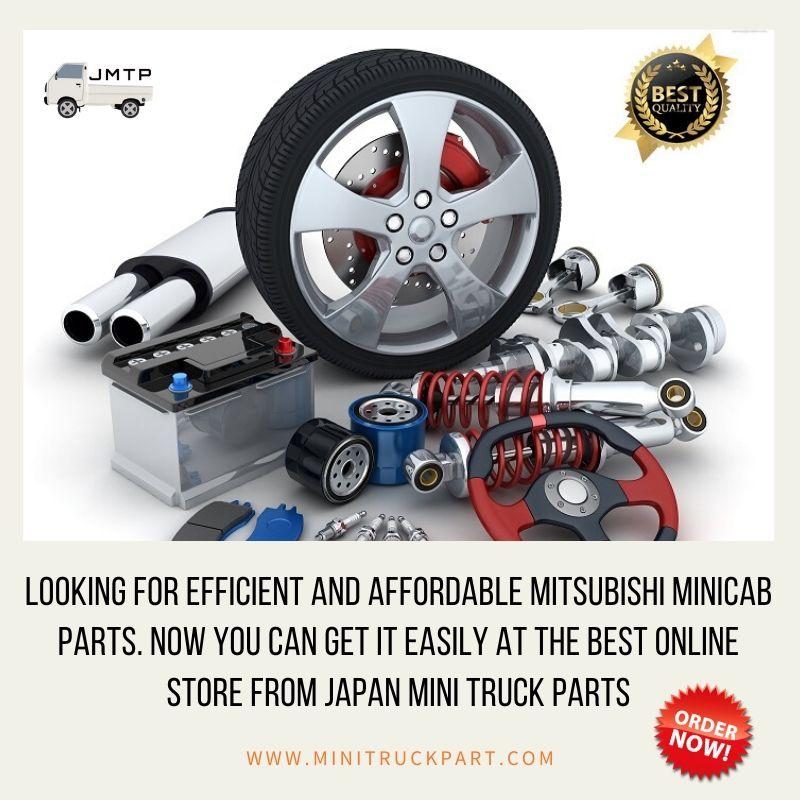 Mitsubishi mini truck parts