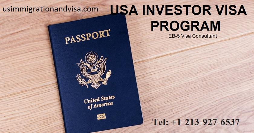 Invest in Green card | EB-5 Visa Program in US | Immigration Investor