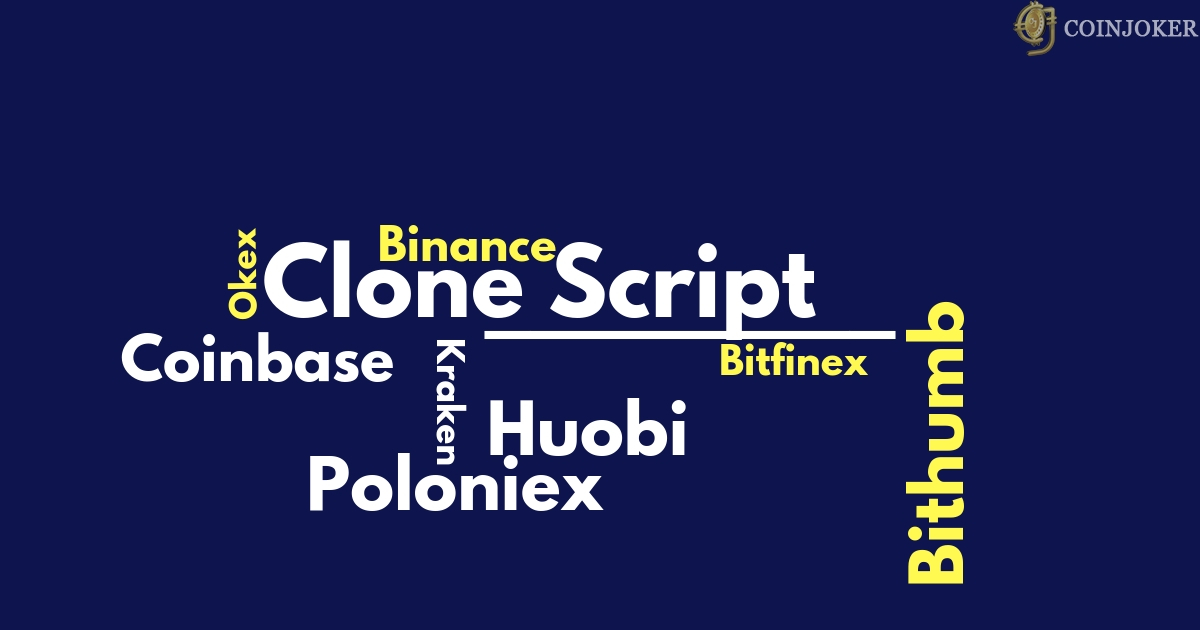 Cryptocurrency Exchange Clone Script Development