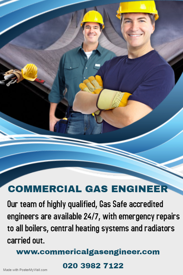 Commercial Gas Engineers | Commercial Plumbing Near Me