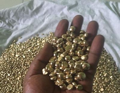 Gold bars online