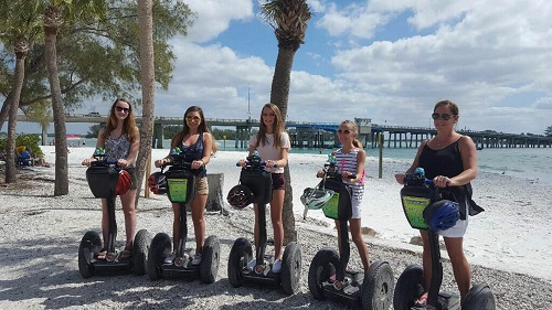 Enjoy and Live The Best Segway Ride in San Francisco