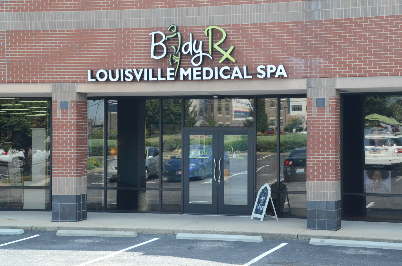 BodyRx the Best Med Spa in Louisville – Face Filler, Weight Loss, Botox, Laser Treatment