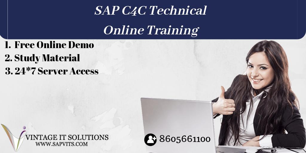 SAP C4C Training | SAP C4C Technical Training | SAPVITS
