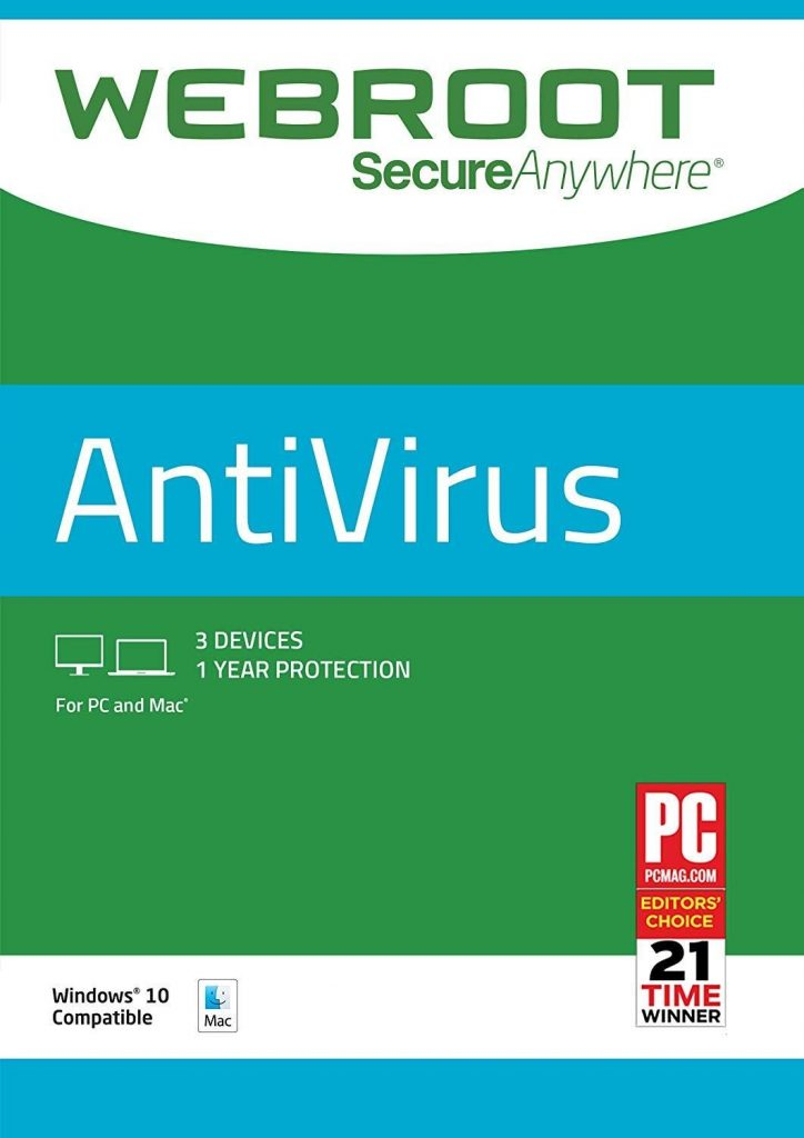 Webroot Free Antivirus Review | Top Brand Compare