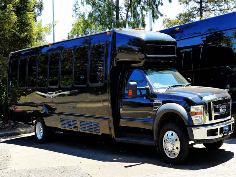 Muir Woods Tour – Elite Limos Inc